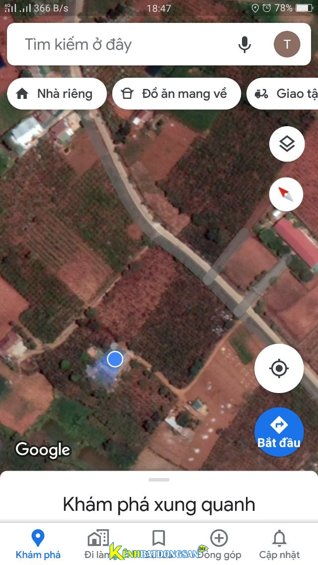 Bán đất Lâm Đồng