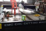 Máy cắt CNC Plasma cắt hoa văn sắt mỹ thuật EMC2000
