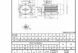 Động cơ Teco AESV 4P 2HP
