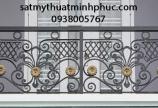 Đa dạng các mẫu thi công ban công sắt nghệ thuật đẹp tại Hà Nội