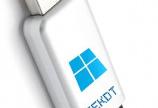 USB 32GB tích hợp bộ cài đặt windows tự động độc quyền của TekDT.com