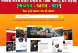 Nhận thiết kế website giá rẻ nhất tại Quảng Ngãi 2020