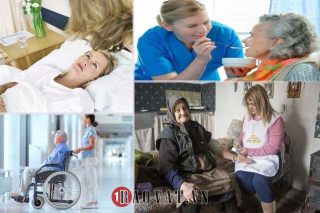 Vai trò của dịch vụ nuôi bệnh đối với đời sống