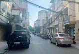 Bán nhà Đại Cồ Việt , 4 Tầng , Mặt tiền 5m , Ô tô đỗ cửa , Lô góc Kinh doanh cực tốt