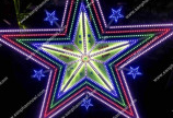 Đèn led ngôi sao noel giáng sinh