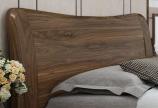 phòng khách gỗ óc chó - hiện đại và tiện nghi