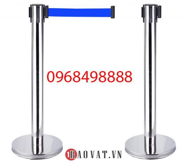 Đơn vị mua cột chắn inox dây căng giá siêu tốt - Poliva.vn