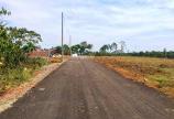 Đất rộng sổ đỏ riêng – đường thoáng sạch – dân cư đông đúc