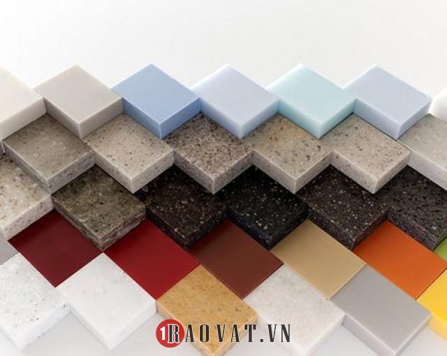 Đơn vị thi công đá nhân tạo Solid Surface uy tín tại Gò Vấp