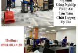 Công ty Phúc An chuyên vệ sinh công nghiệp uy tín, chất lượng