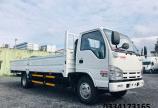 Xe tải isuzu vm 1t9 thùng 6m2 chuyên chửo pallet sắt thép vào thành phố