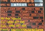 HA103NCB-S,Động Cơ,Mitsubishi,