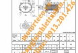 Động cơ motor teco aesv1s 4p 40hp Teco Xuong Minh
