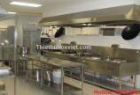 Thiết bị inox dành cho bếp ăn công nghiệp