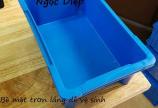 Hộp nhựa đựng linh kiện, thùng nhựa đặc A4
