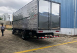 Xe tải Jac  N800  động cơ cummins 8 tấn thùng dài 7m6