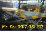 Chuyên sản xuất, thiết kế bàn nâng thủy lực 1000Kg