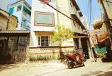 Bán nhà hẻm Phan Chu Trinh, Bình Thạnh, dt 66m2, giá 4 tỷ 450