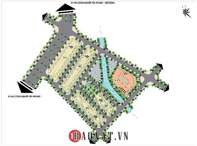 Chỉ từ 17 triệu/ m2 sở hữu ngày Shophouse tại KCN Yên Phong, Bắc Ninh – Tiềm nằng đầu tư sinh lời không giới hạn