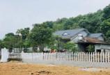 Cần chuyển nhượng Khuôn viên nghỉ dưỡng 1440m có 250m thổ cư tại Vân Hoà - Ba Vì - Hà Nội