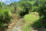 Bán đất Kim Bôi Hòa Bình có suối chạy quanh đất giá rẻ.