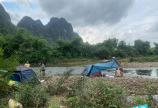 Bán đất Kim Bôi Hoa Bình bám sông bôi thơ mộng cảnh sắc nghiêng trời