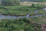 Bán dất Tân Thành Lương Sơn Hòa Bình bám suối view nhìn núi đá siêu đẹp DT 2300m2