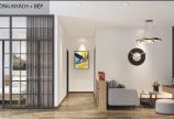 Căn hộ 2PN 1VS chung cư cao Cấp Eurowindow Tower Thanh Hóa