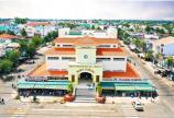 Bán đất nền khu đô thị mới thị xã Kiến Tường
