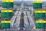 Bán nhà 5 tầng đối diện Công viên Vinhome, DT 84m2, DT sàn 354m2. LH 0902 706 691