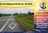 Bán 20m mặt đường Cao tốc Hòa Lạc - Hòa Bình