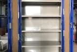 Tủ dụng cụ 2 cánh 5 ngăn