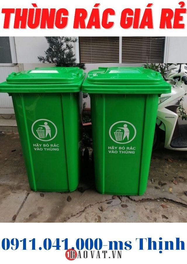 Thùng rác sỉ lẻ thùng rác công cộng giá rẻ lh 0911.041.000