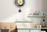 Đồng hồ trang trí phòng ngủ – Nên đặt đâu cho hợp lý ?